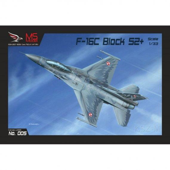 F-16C Block 52+ '4047' - MS Model 005