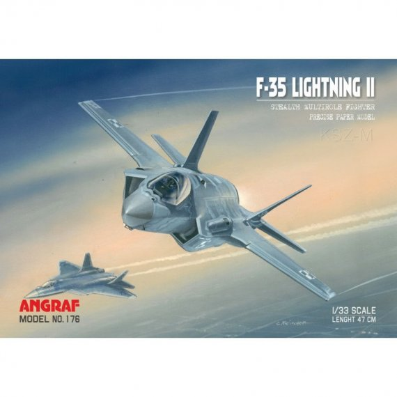 F-35 Lightning II PL - Angraf 176