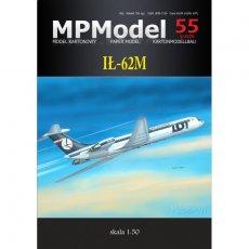 Ił-62M PLL LOT - MPModel 55