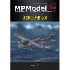 Aero MB-200 - MPModel 56