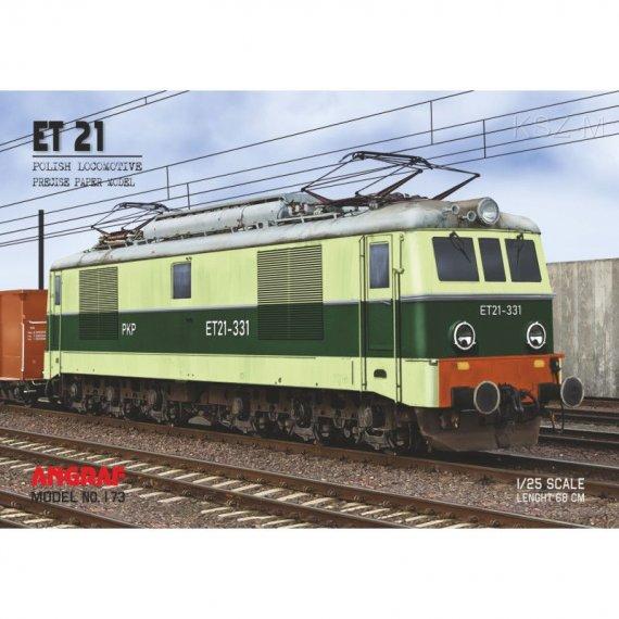 Lokomotywa ET21 - Angraf 173