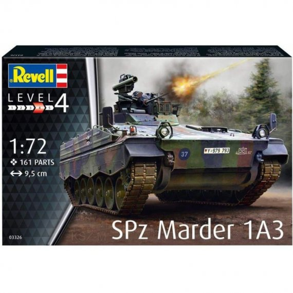 SPz Marder 1A3 - REVELL 03326