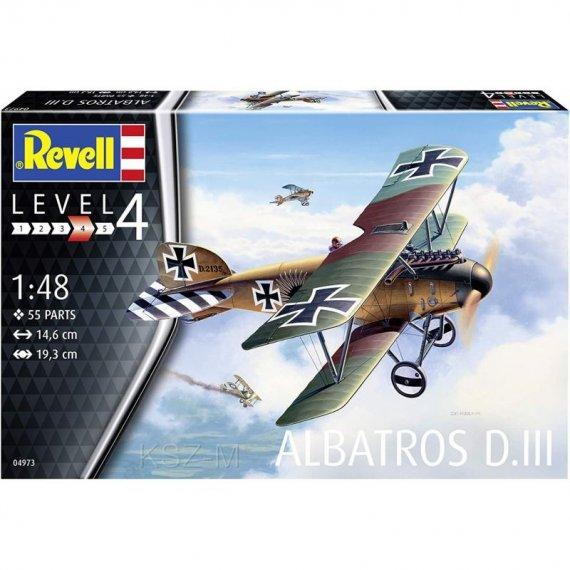 Albatros D.III - REVELL 04973