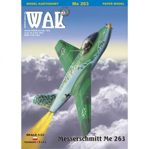 Messerschmitt Me 263 - WAK 5/20