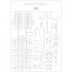 Szkielet do RWD 13 Wedel z MPModel 61