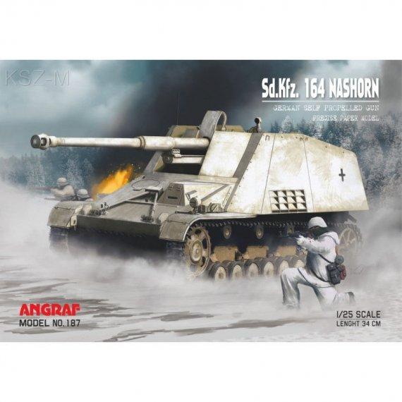 Sd.Kfz. 164 Nashorn - Angraf 187