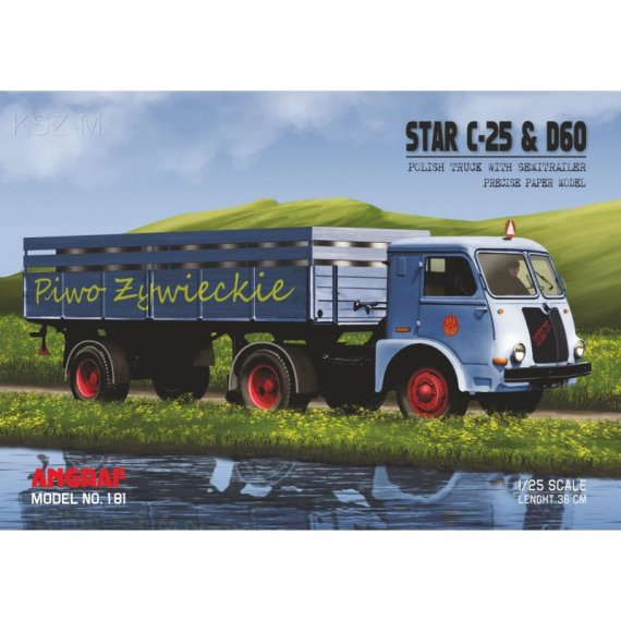 STAR C-25 & D60 - Angraf 181