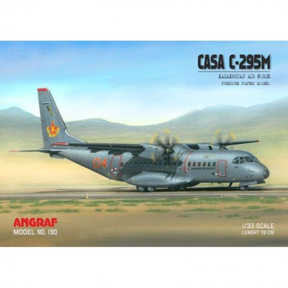 Samolot Casa C-295M KAF - Angraf 190