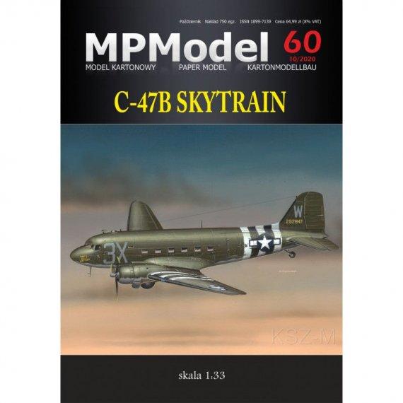 C-47B Skytrain - MPModel 60
