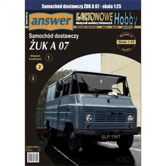 Żuk A07 samochód dostawczy - Answer 9/15