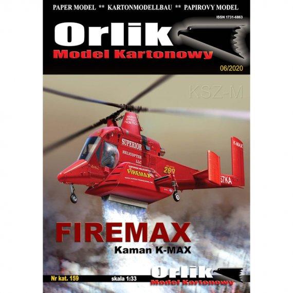Kaman K-MAX - FIREMAX - Orlik 159