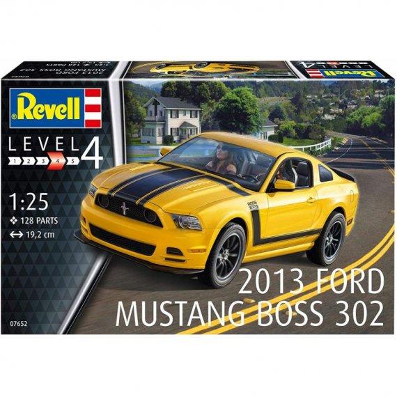 Ford Mustang Boss 302 2013 - REVELL 07652
