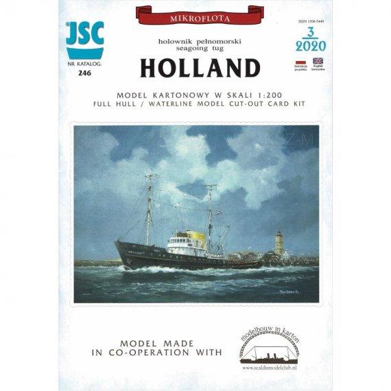HOLLAND holownik pełnomorski - JSC-246