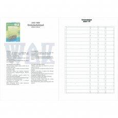 Żagle do łodzi wikingów z Gokstad - WAK 9/18