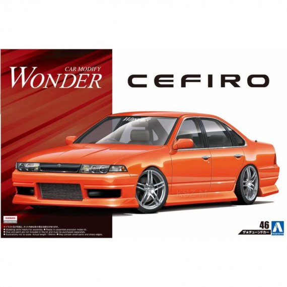 Nissan Wonder A31 Cefiro '90 - Aoshima 05513