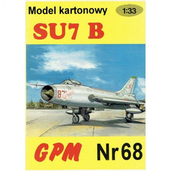 Suchoj Su-7 B - GPM 68