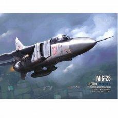 MiG-23 samolot myśliwski - Angraf 1/15