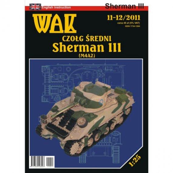 WAK 11-12/11 - Sherman III (M4A2)