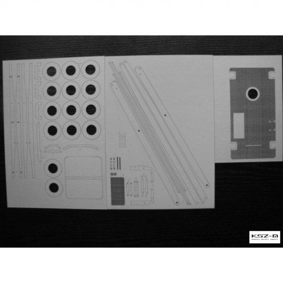Szkielet detale do Star 29 PM18P - Modelik 5/13