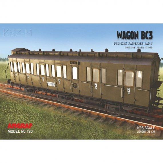 Wagon BC3 - Angraf 130