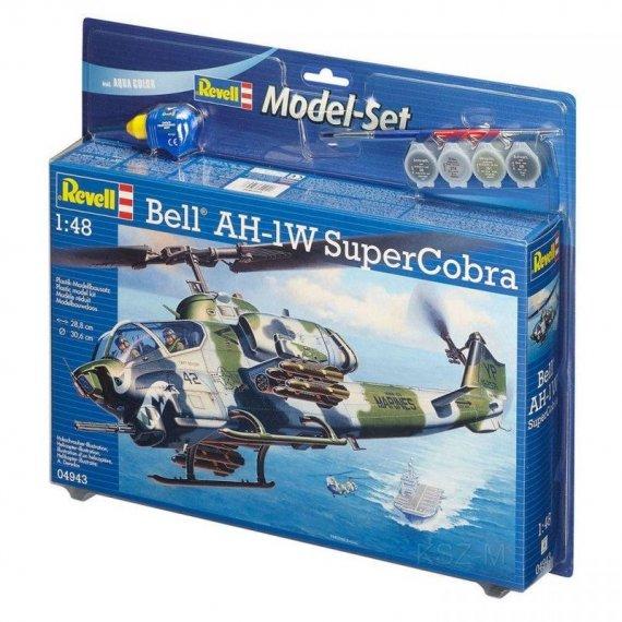 Bell AH-1W Super Cobra + akcesoria - REVELL 04943