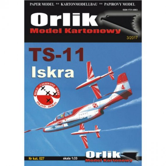 Orlik 027 - TS-11 Iskra