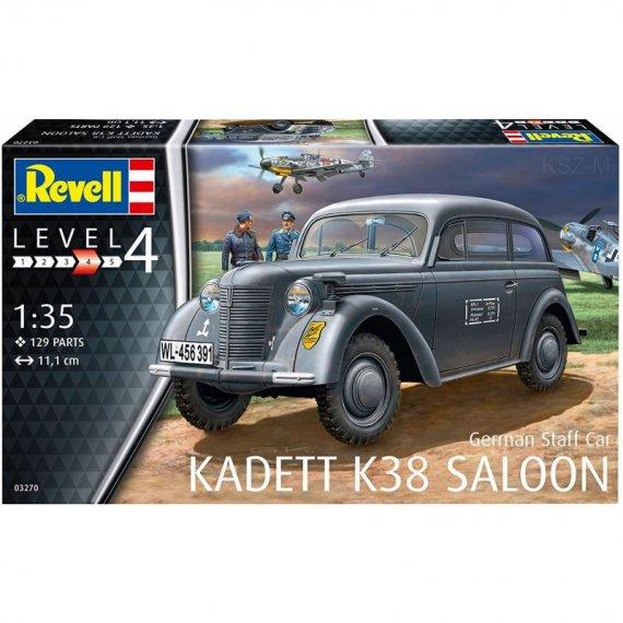Opel Kadett K38 Saloon - REVELL 03270