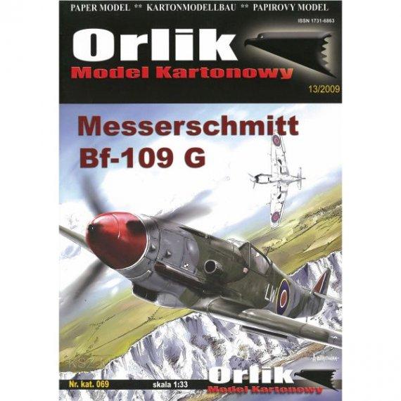 Orlik 069 - Messerschmitt Bf-109 G-14