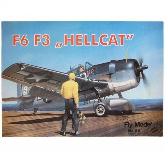 F6F3 HELLCAT - Fly Model 82