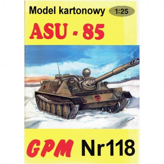 ASU-85  - GPM 118