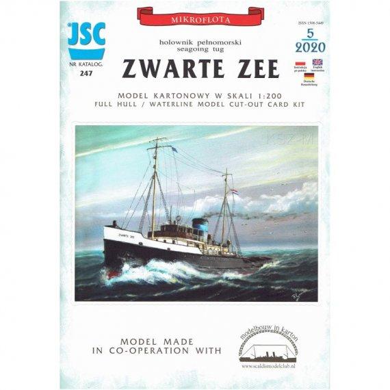 ZWARTE ZEE holownik pełnomorski - JSC-247