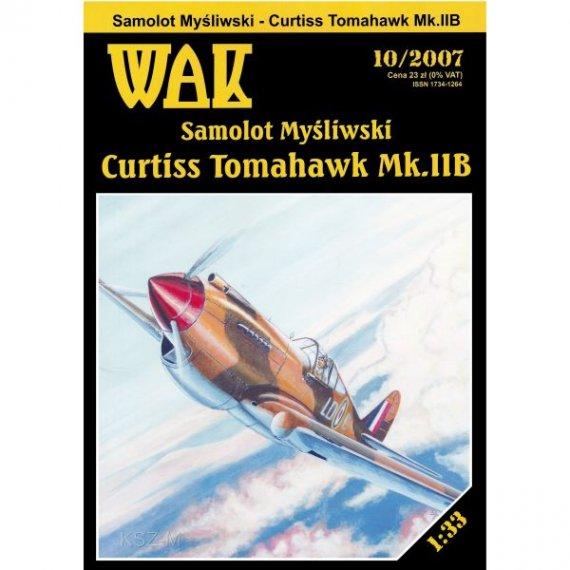 WAK 10/07 - Curtiss Tomahawk Mk.IIB