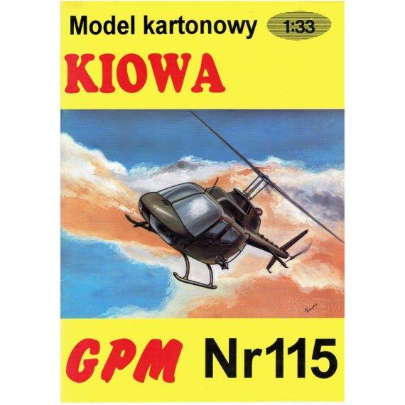 Śmigłowiec KIOWA - GPM 115