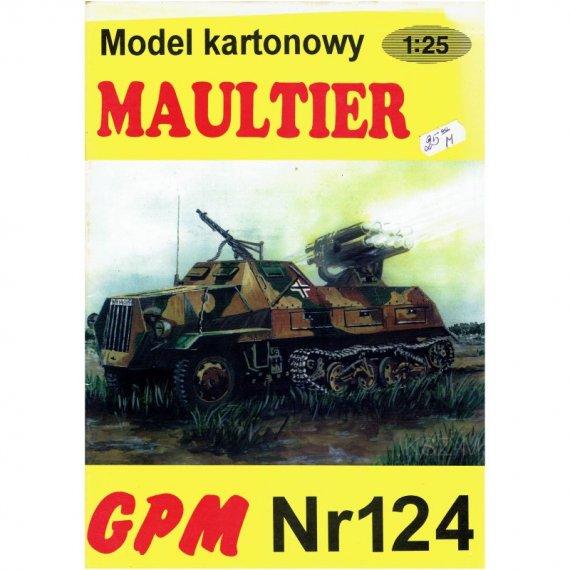 Opel Maultier - GPM 124