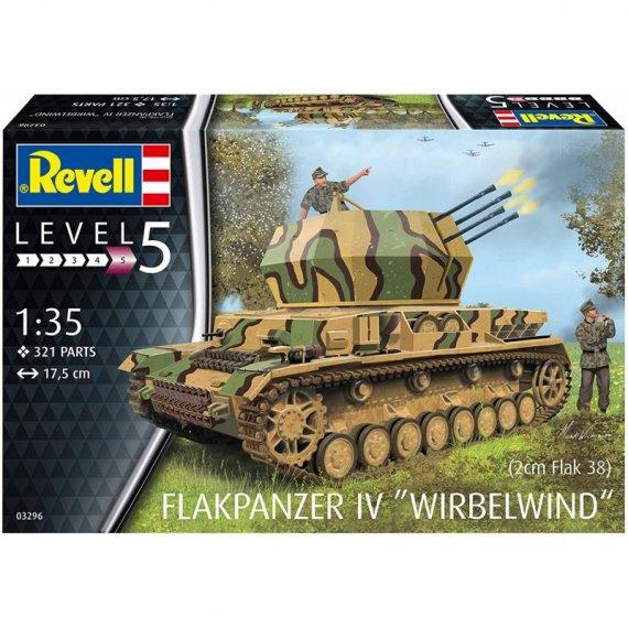 Flakpanzer IV Wirbelwind - REVELL 03296