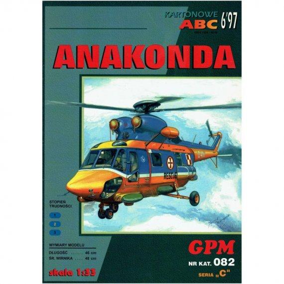PZL W-3 RM Anakonda - GPM 082
