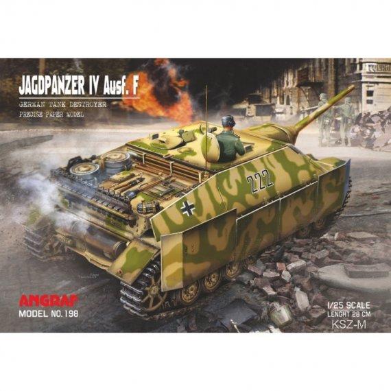 Jagdpanzer IV Ausf. F - Angraf 198