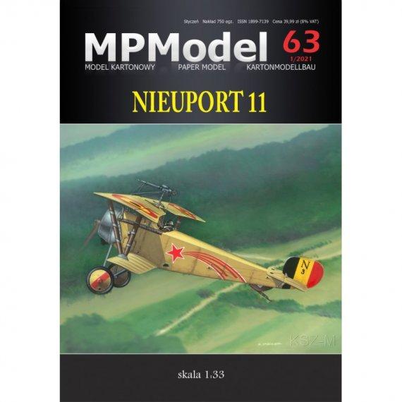 Nieuport 11 - MPModel 63