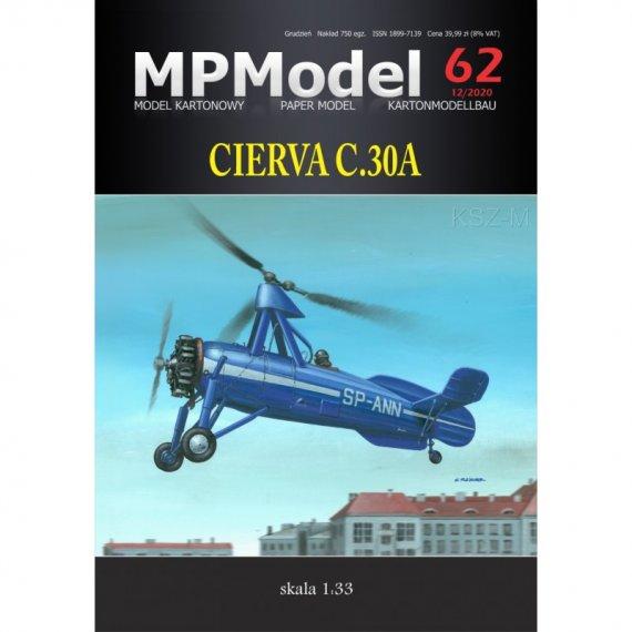 Cierva C.30a - MPModel 62
