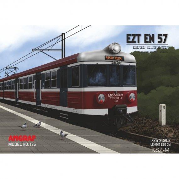 EZT EN 57 Przewozy Regionalne - Angraf 175