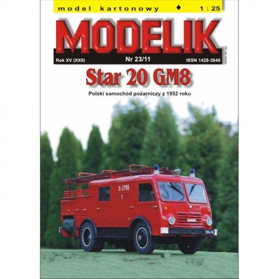STAR 20 GM8 - Modelik 23/11