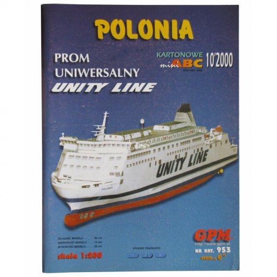 Prom uniwersalny Polonia - GPM 953