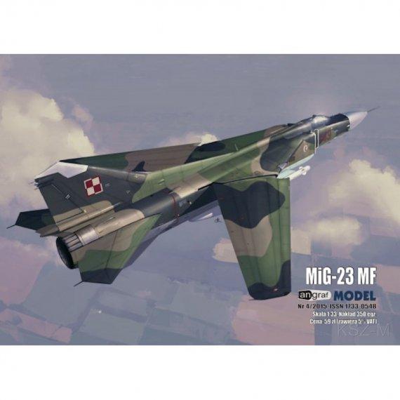 """MiG-23 MF """"Flogger"""" - Angraf 1/16"""