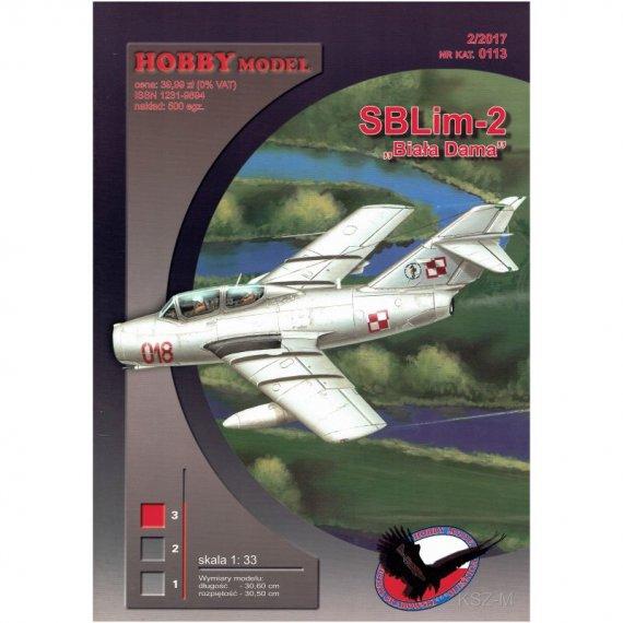 SBLim-2 Biała Dama - Hobby Model 113