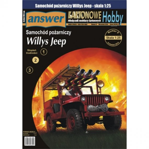 Answer 9/14 - Willys Jeep