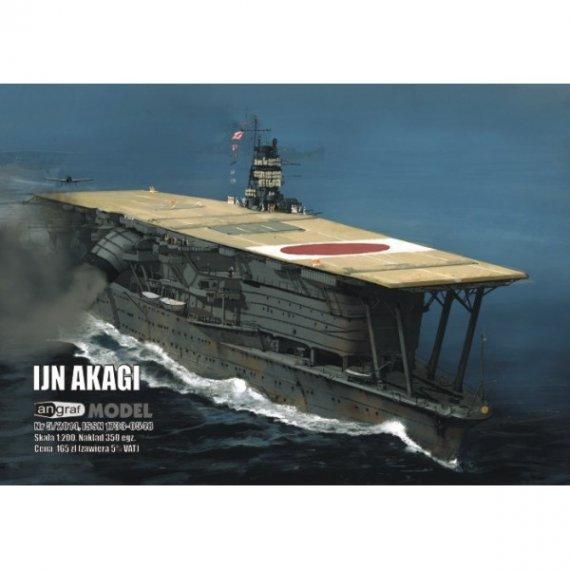Angraf 2/14 - Lotniskowiec AKAGI