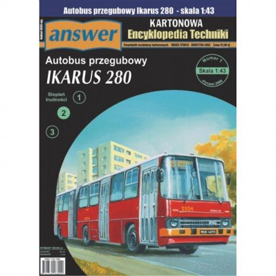 Autobus IKARUS 280 - Answer 1/09