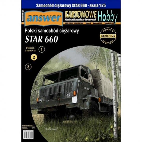 Ciężarówka Star 660 - Answer 13/14