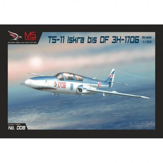TS-11 Iskra bis DF 1706 - MS Model 008