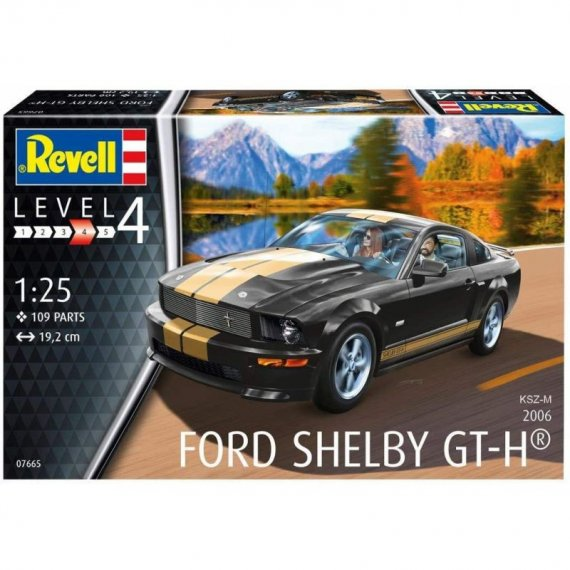 Ford Shelby GT-H 2006 - REVELL 07665